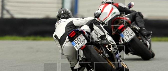 Motorrad Action Team auf dem Sachsenring am 29.06.2009