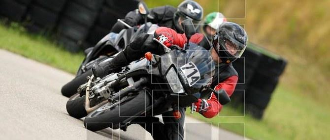 Motorrad Action Team LUK Driving Center am 18.06.2009