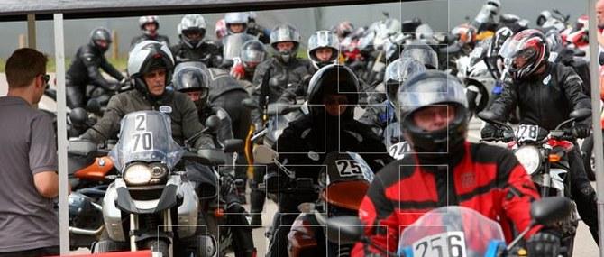 Motorrad Action Team LUK Driving Center