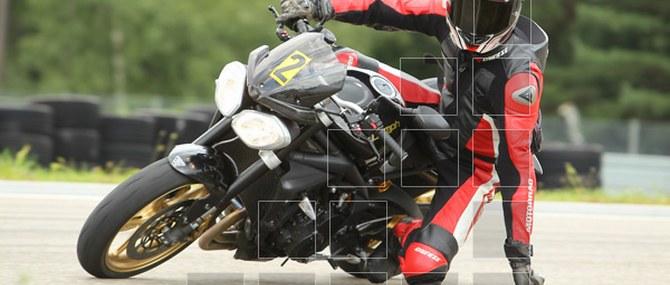 Motorrad Actionteam im LUK am 27.07.2011
