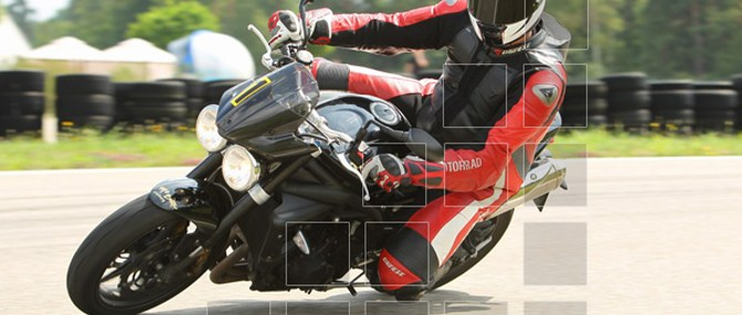 Motorrad Actionteam im LUK am 28.07.2011