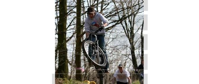 Mountainbike Freestyle