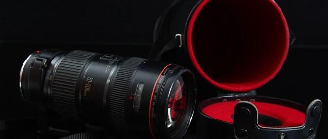 80-200mm f2,8 L Canon abzugeben!