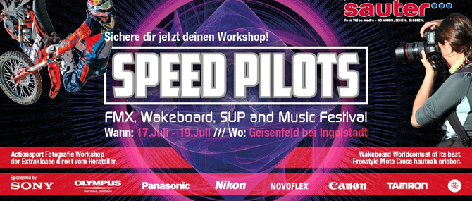 SpeedPilots.com - jetzt Fotoworkshops buchen!
